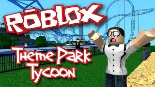 ROBLOX: Theme Park Tycoon 2!