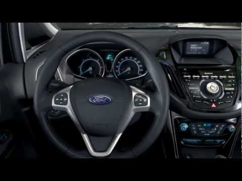 Ford B Max Dashboard Example