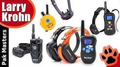 E collar confusion / quality remote collars