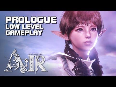 A:IR - Prologue - All Class low lvl Gameplay - CBT - PC - KR
