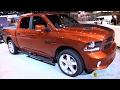 2017 RAM 1500 Copper Sport - Exterior and Interior Walkaround - 2017 Chicago Auto Show