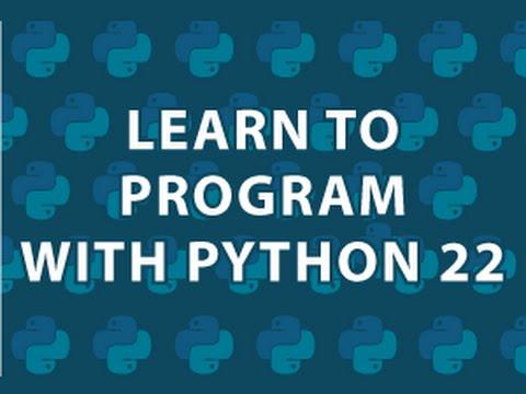 Learn to Program 22 : Python Calculator