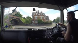 Trucker Jay: S4E26 100,000 miles & Recovered £10k stolen goods.