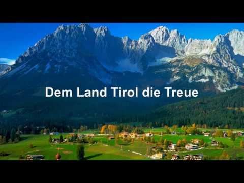 Dem Land Tirol die Treue. Alpenbrass Tirol - mit Text (HD)