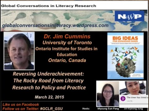 Jim Cummins - Reversing Underachievement