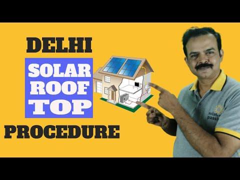 Delhi solar rooftop policy | Solar Subsidy in Delhi | Delhi solar policy | Solar is My Passion