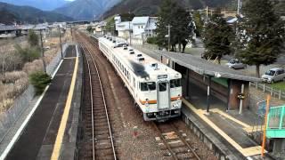 紀勢線相賀駅キハ48 2013/3/10