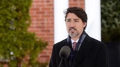 Trudeau announces aid for Canadian energy sector