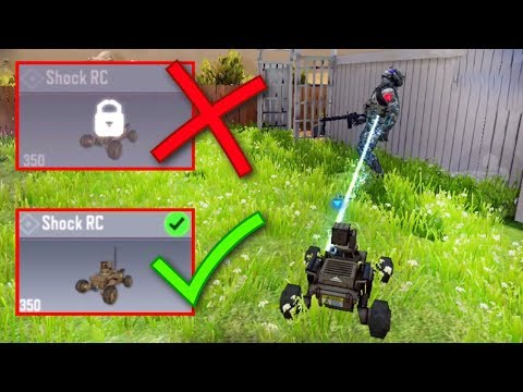 "How To Get ""SHOCK RC"" EARLY In COD Mobile!"