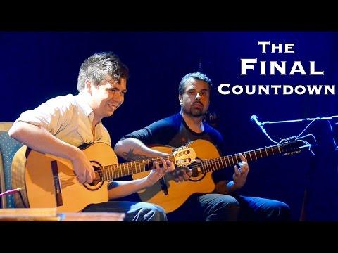 The Final Countdown (Europe) Acoustic - Thomas Zwijsen & Ben Woods