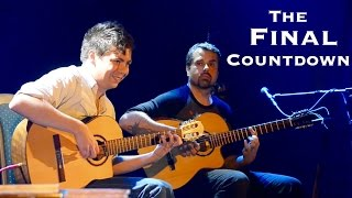 The Final Countdown (Europe) Acoustic - Thomas Zwijsen & Ben Woods