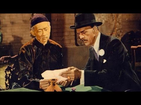 MR WONG IN CHINATOWN (1939) Boris Karloff - Marjorie Reynolds - Grant Withers