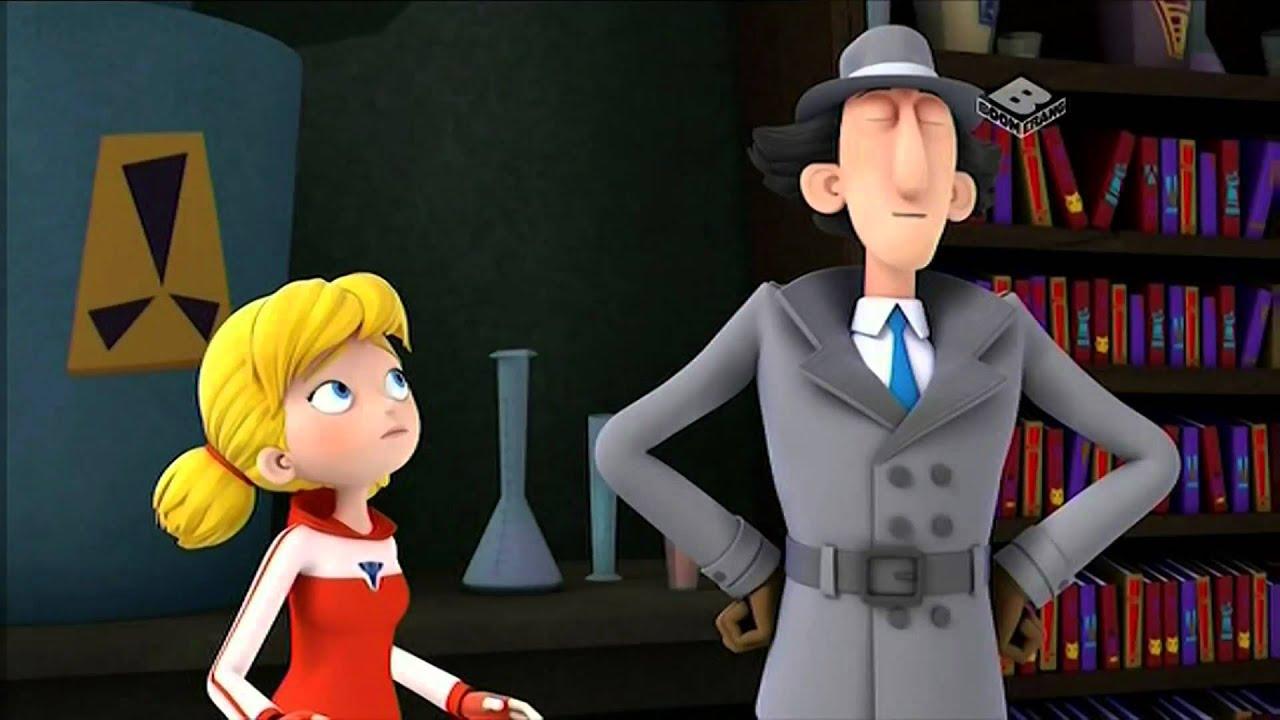 Worksheet. Boomerang UK Inspector Gadget October 2015 Promo  YouTube