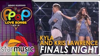 Kyla and Kris Lawrence - Himig Handog P-Pop Love Songs 2016 Finals Night