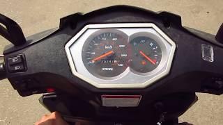 Обзор Скутера Racer Stells 150