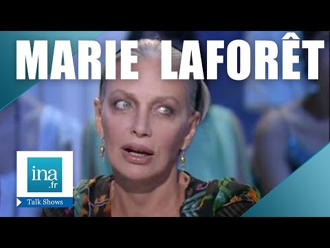 "Marie Laforêt ""Interview chanté pas chanté"" 