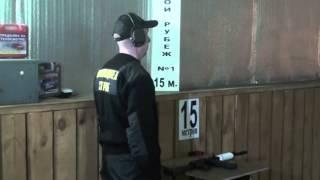 Зачет на знание правил обращения с травм. оружием