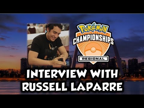 Interview with Russell LaParre | Top 8 St Louis Regional Championship Finisher