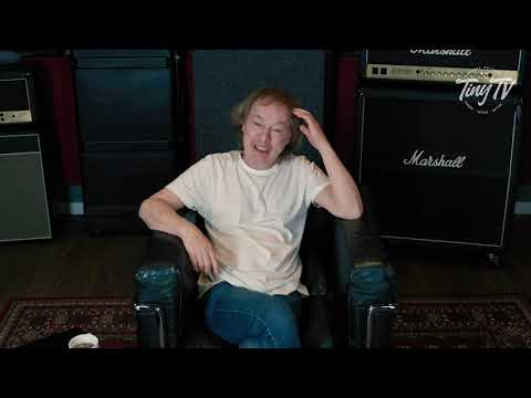 NEW 2020 AC/DC INTERVIEW! [FULL]. I talk to Angus Young about the AC/DC legacy, guitars and PWR⚡️UP!