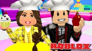 BAKE OFF IN ROYALE HIGH 🍰| Baking class | Royale High school | Roblox