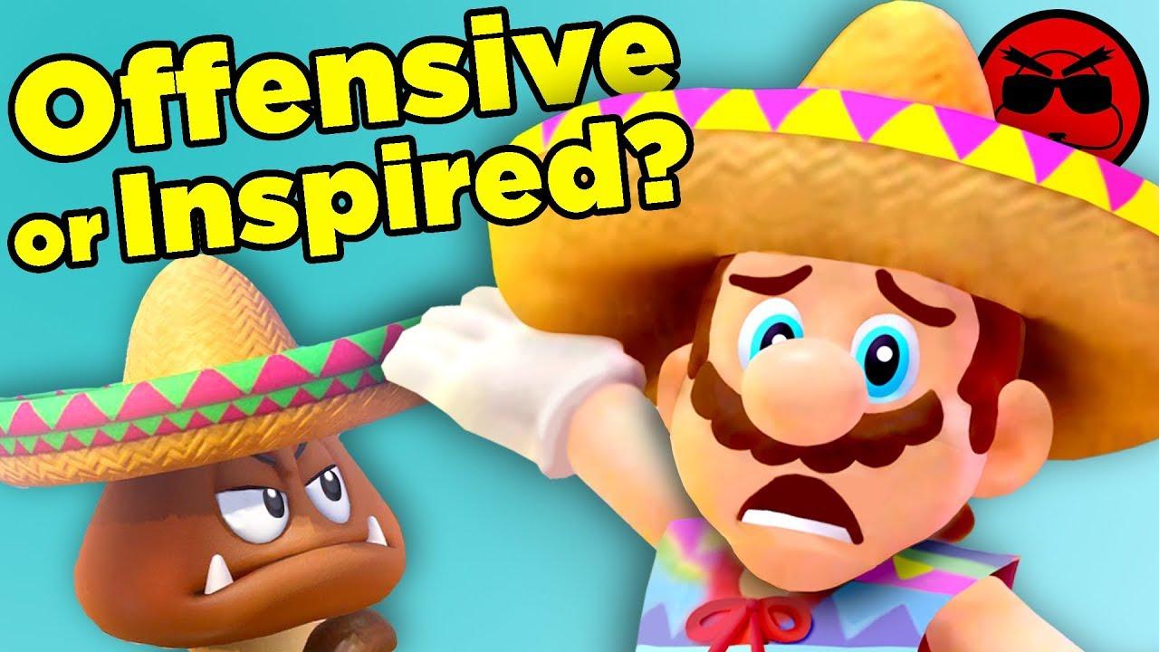 "Is Nintendo's ""Mexican"" Mario A Problem? | Culture Shock"