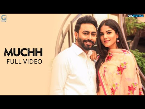 Muchh : Nishawn Bhullar (Official Song) Deep Jandu | Satti Dhillon | GK.DIGITAL | Geet MP3