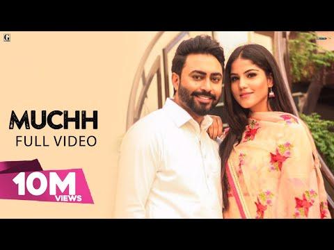 Muchh : Nishawn Bhullar  Song Deep Jandu  Satti Dhillon  GKDIGITAL  Geet MP3