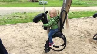 Baby's Second Birthday Vlog Thumbnail