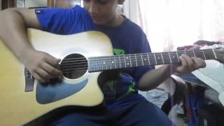 Nostalgia-Thaikkudam Bridge guitar lesson[part 1]