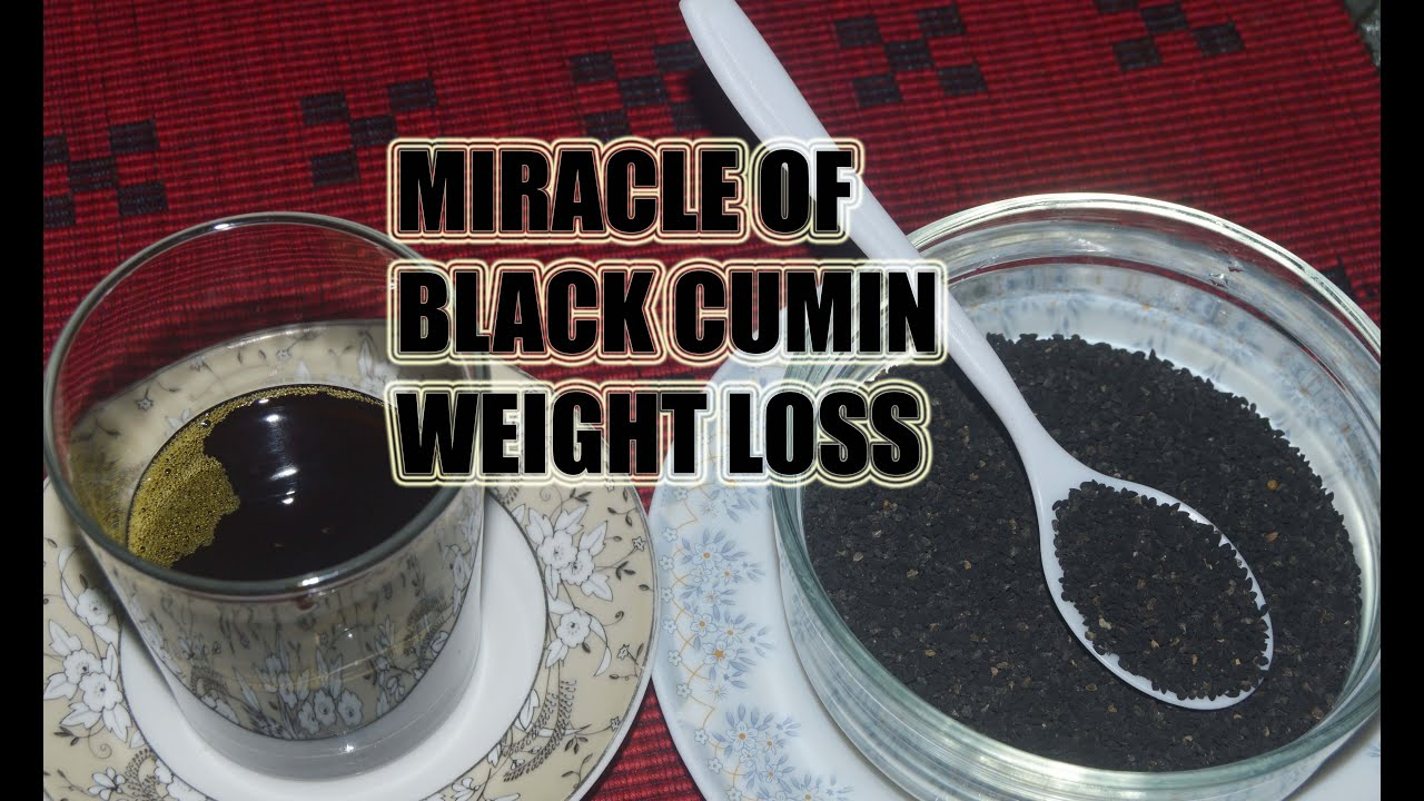 Black Cumin Seed Oil Weight Loss Benefits Nigella Sativa Black Seed Oil