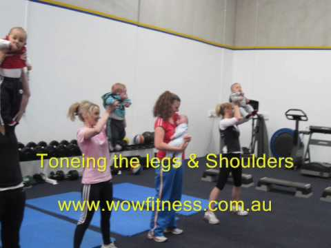 Mums and Bubs Classes at WOW Fitness