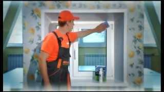 видео Ремонт окон: Ухаживаем за окнами правильно