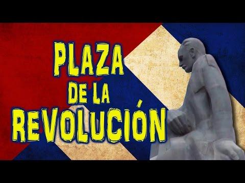 Plaza de la Revolución de la Habana. Revolution square. Havana. Cuba