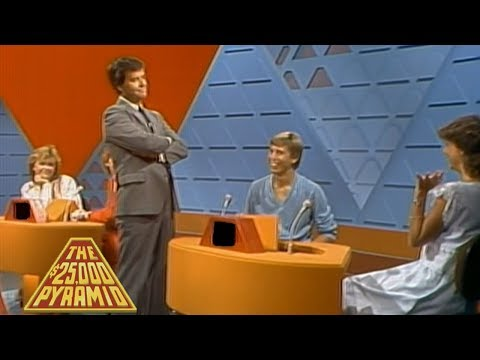 $25,000 Pyramid  Pulled Out of Thin Air Aug. 19, 1983