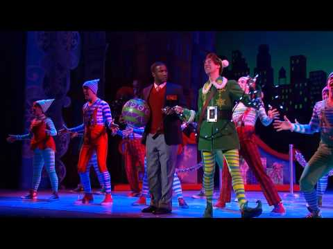 ELF Broadway/Musical - Sparklejolly scene