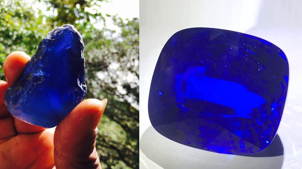 Master Gemstone Cutter Gives Insight into Sri Lankan Gem Cutting