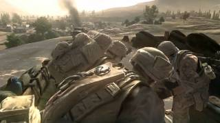 Operation Flashpoint- Red River - First Gameplay Video