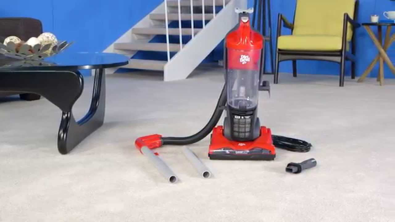 Dirt Devil Power Duo Carpet And Hard Floor Cyclonic