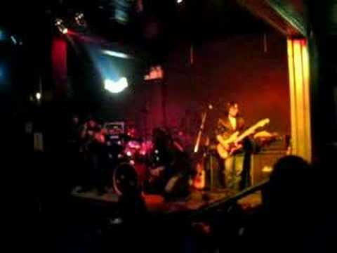New Jersey en vivo / Rock City Bar Concepción, Chile