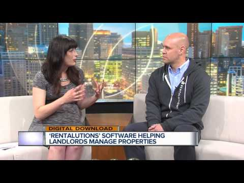 'Rentalutions' software aims to help landlords manage properties