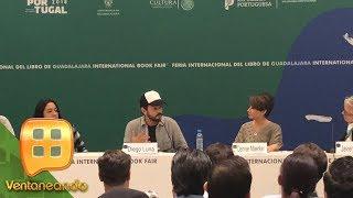 Diego Luna responde a quienes le han recriminado por su participación en la serie 'Narcos'.