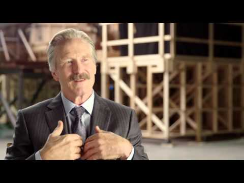 "Captain America: Civil War: William Hurt ""Thaddeus Ross"" Behind the Scenes Interview"