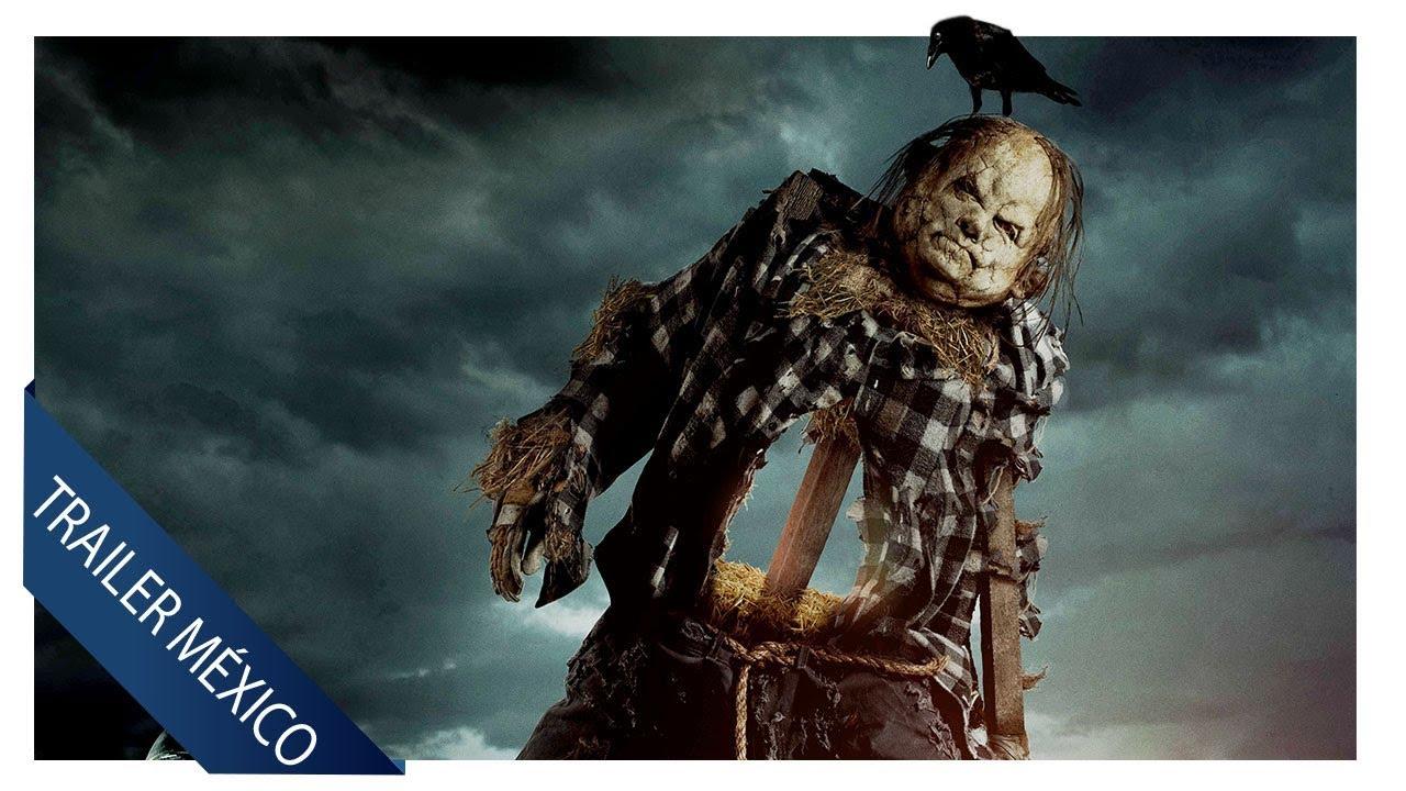 Historias De Miedo Para Contar En La Oscuridad I Trailer México Youtube