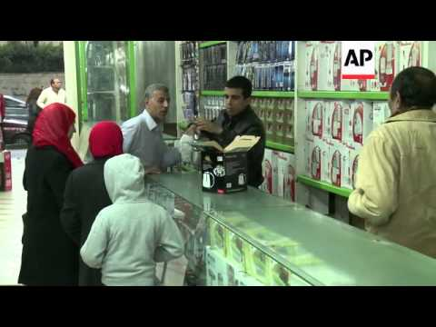 Egyptian Central Bank Aims To Stamp Out Black Market Traders