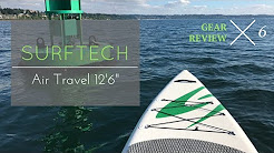 Surftech Air Travel Inflatable SUP Review