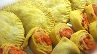 How To Make Real Jamaican Beef Patties Recipe 2015
