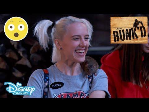 Bunk'd   Who Stole The Guitar!? 😱   Disney Channel UK