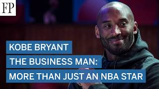 Kobe Bryant the business man: More than just an NBA star
