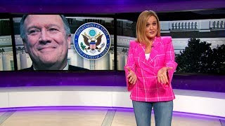 Meet Mike Pompeo   April 25, 2018 Act 1   Full Frontal on TBS