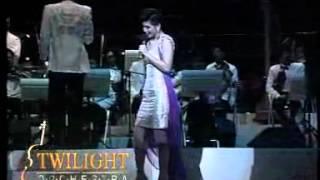 Regine Velasquez - Memori @ Twilight Orchestra Live In Anyer (RCTI 29 Oktober 1991)
